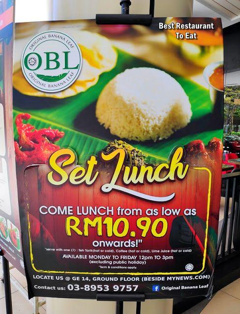 Best Restaurant To Eat Malaysian Food Best Street Food Food Blog