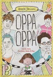 Oppa Oppa berisi cerita seru seorang reporter yang telah bertemu langsung para artis K-pop selama dua tahun ini. Dari momen konferensi pers, interviu, hingga ngobrol santai dengan para idola pun berhasil dia lakukan. Sebagai reporter sekaligus penggemar berat K-pop, berinteraksi langsung dengan mereka tentu saja ada hal baru yang ia temukan.  Baca kisah serunya untuk tahu lebih banyak lagi tentang idolamu :)