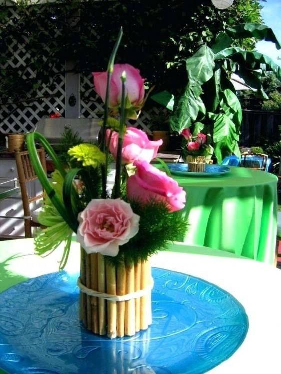 Hawaiian Table Decorations Ideas Hawaiian Party Theme Hawaiian Party Decorations Hawaiian Luau Party