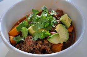 Clean Eating for the Realistically Minded: Chili, Paleo-fied