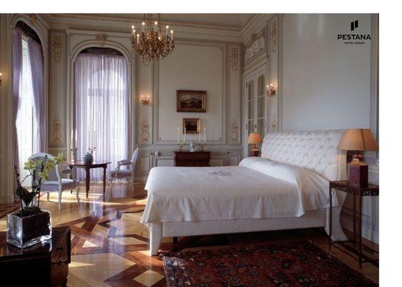 Luxury Room | Pestana Palace | Hotel | Portugal | Bedroom Design