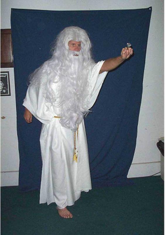Another Zeus Costume | Halloween | Pinterest | Costumes