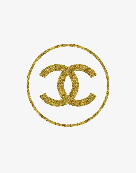 Millions Of Png Images Backgrounds And Vectors For Free Download Pngtree Chanel Wallpapers Chanel Art Print Gold Chanel Wallpaper