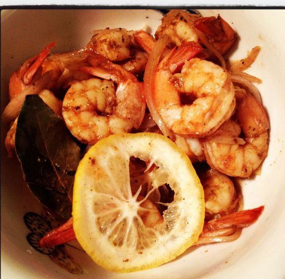 Creole-Spiced Shrimp