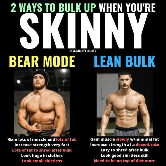 can you lose body fat while clean bulking