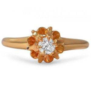 The Phrynia Ring #BrilliantEarth #Vintage