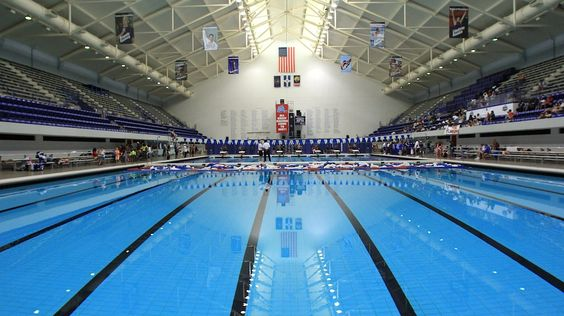 The IUPUI Natatorium