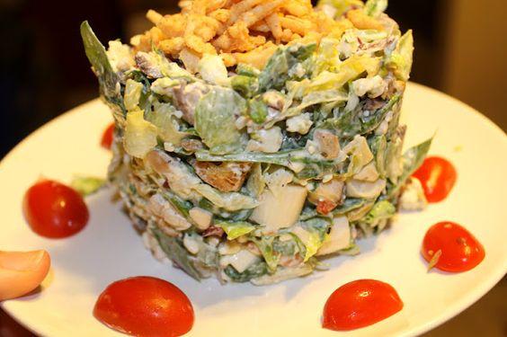 Ruth's Chris chopped salad recipe