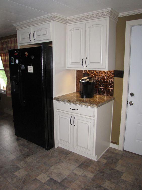 cabinets glaze cabinets Hazelnut Glaze laminate countertop Maple with