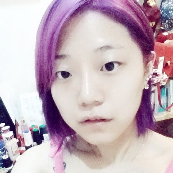 Mii♥/ Seoul/ Tokyo/D,ma muse @miaow_xx 머리색 바꿈♥사진...Instagram photo | Websta (Webstagram)