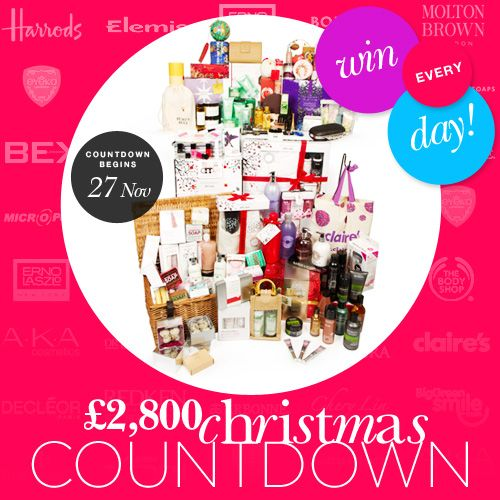The countdown is on! | £2800 Christmas Countdown! | Pinterest | The o ...
