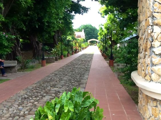 A park in old David panamá