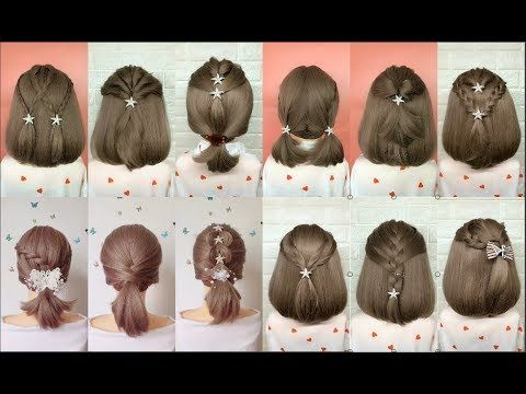 Cool Hairstyles For Short Hair Lilostyle Short Hair Styles Cool Hairstyles For Girls Easy And Beautiful Hairstyles