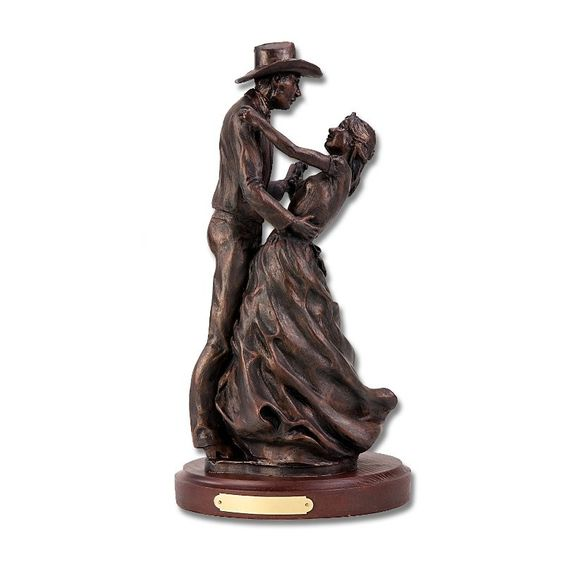 """Montana Silversmiths """"Can I Have This Dance"""" Sculpture"""