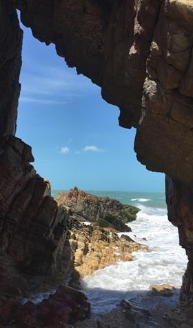 Una de las mejores playas del mundo, con aguas tranquilas, clima tropical todo el año y poca gente: así es el nuevo paraíso brasilero