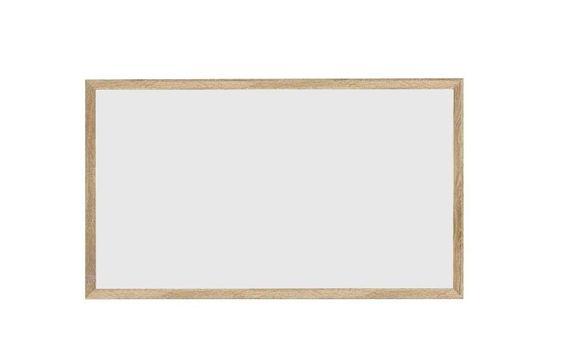 Eleganter Garderobenspiegel Cora II in trendiger Farbe der kleinere Spiegel der Cora - Serie passend zum Garderoben Set Cora I und II  Maße: B/H/T 99,5 x 70 x 1,88 cm... #flur #garderobe #spiegel
