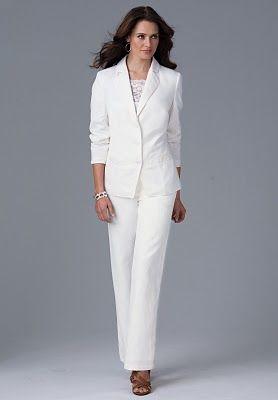 formal pants suits for women - Pantsuits and Dresses - Pinterest ...