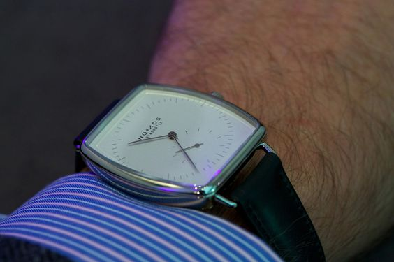 nomos lux weissgold hell - Google Search