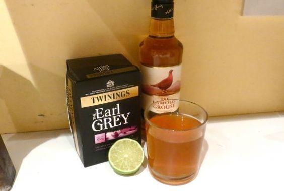 Cocktail Recipe: Whiskey Arnold Palmer   Owl Eyes   Recipes ...