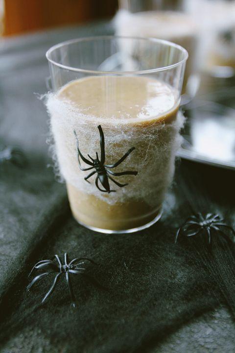 Good way to start your Halloween - Pumpkin Chia Seed Smoothie (#GF)