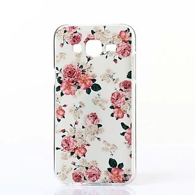 prachtige+bloemen+patroon+design+TPU+zacht+terug+gevallen+voor+Samsung+Galaxy+j5+–+EUR+€+4.89