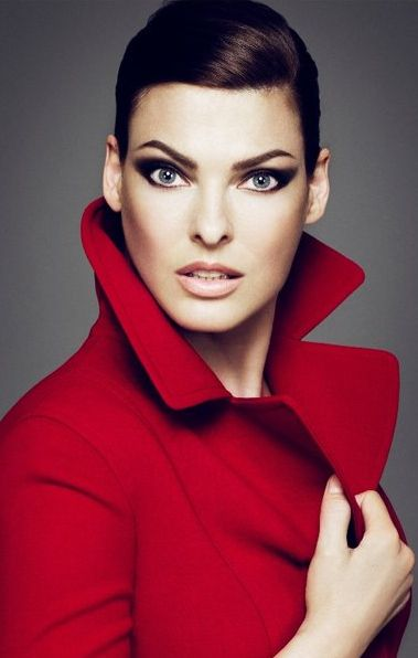 Linda Evangelista   20 Models Who Prove That Short Hair Is Insanely Hot