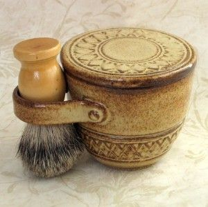 Badger Shave Brush - It may seem unnecessary until you are given one to use.
