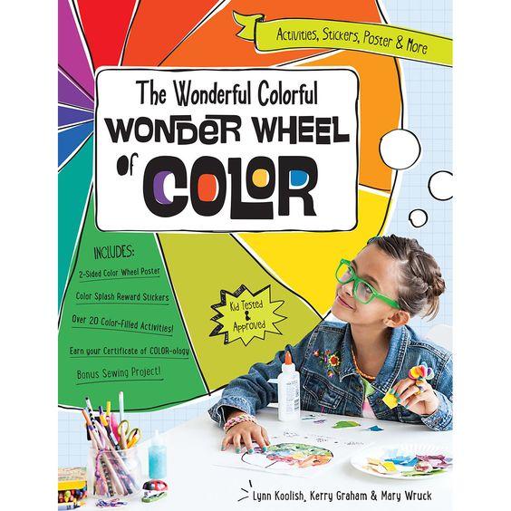 Wonder Wheel Of Color