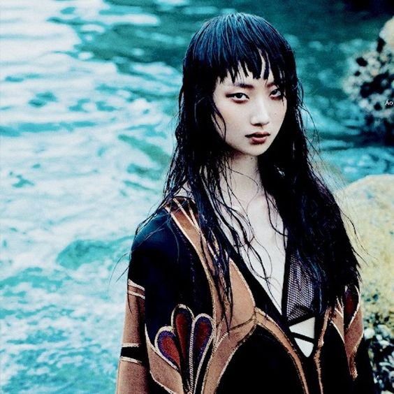 Photo by Jumbo Tsui #Jumbotsui #model #asian #fashion #fashiondesign #camillawellton #asianfashion #photography