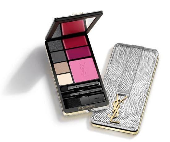 yves saint lauren bags - Yves Saint Laurent Very YSL Silver Edition Makeup Palette for Fall ...