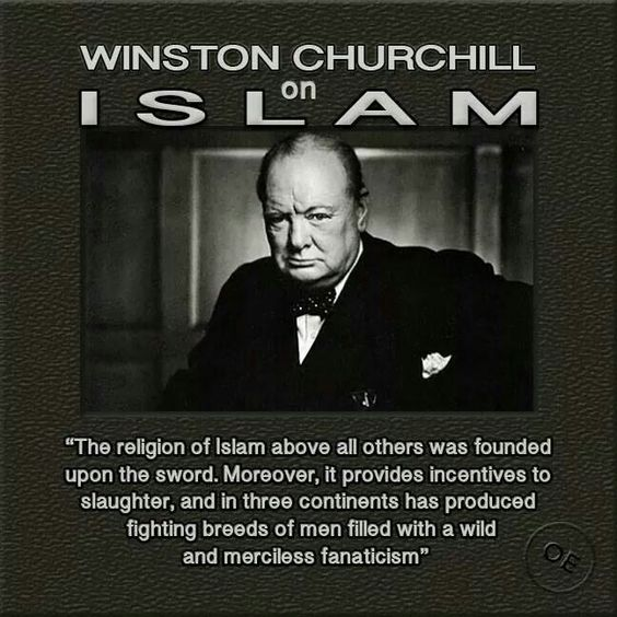 Quotes On Winston Churchill: Winston Churchill.... American By Honor