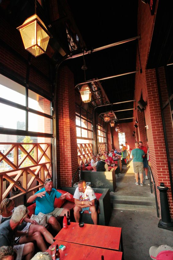 Patio | PBR St. Louis