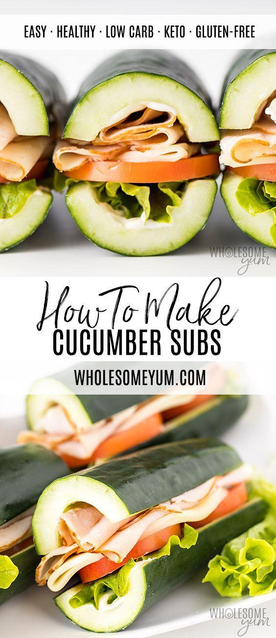 cucumber for keto diet