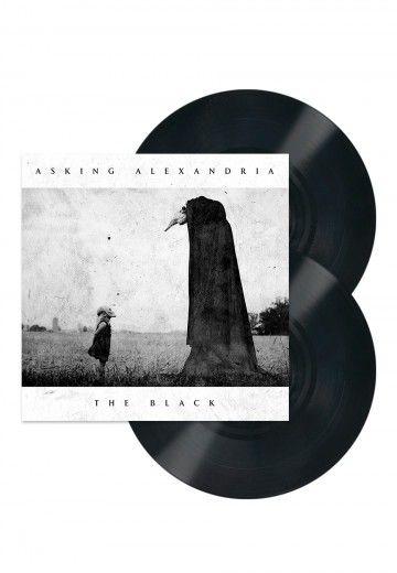 Asking Alexandria - The Black - 2 LP. THIS.