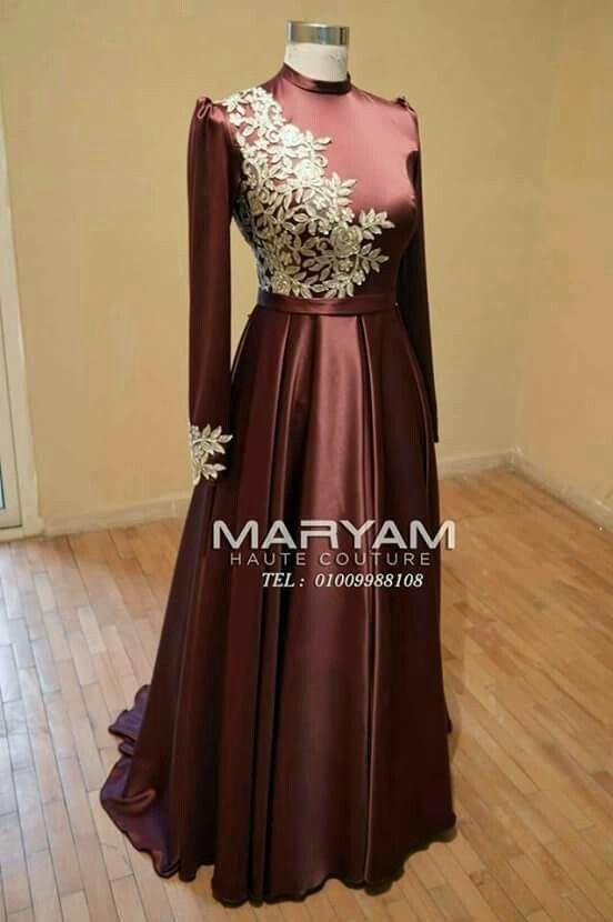 Kayitli Kal Gaun Koktail Pakaian Pesta Model Pakaian Muslim