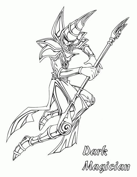 Free Printable Yugioh Coloring Pages For Kids Cartoon Coloring Pages Super Coloring Pages Coloring Pages