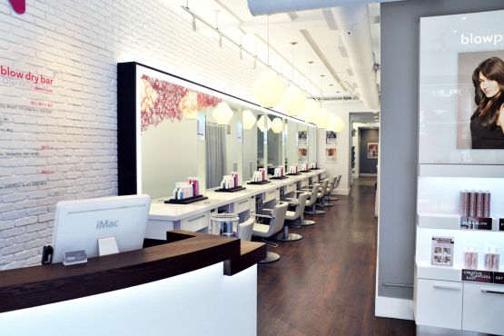The top blowouts in NYC: where to get the best styles | #blowdrybar #blowdry #newyork #salon #hair