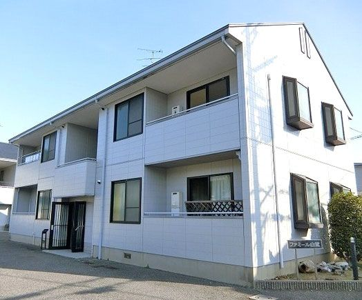 堺市北区 賃貸ハイツ ファミール白鷺