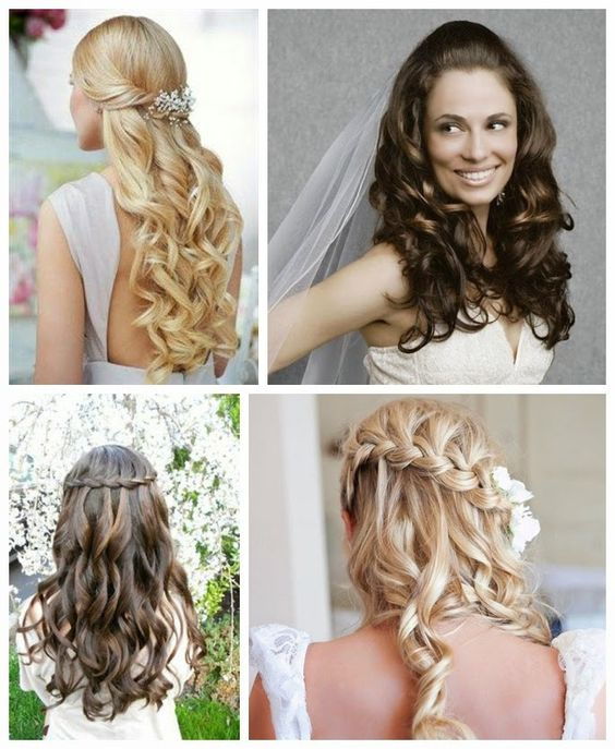 Wediquette and Parties: Hair & Makeup Arrangements for the Ladies. Bride, Bridesmaid, Planning Hair & Makeup, Updo's, Down hairstyles, kids, scheduling and more.