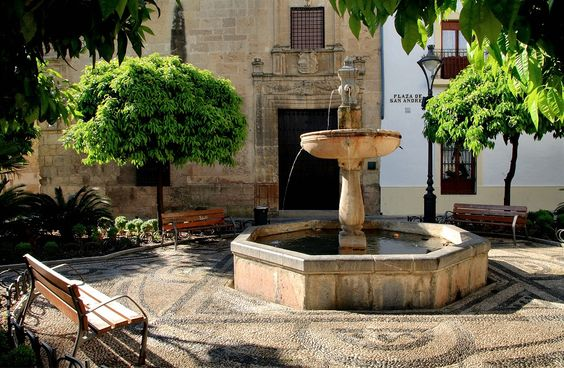 All sizes | Cordoba, Plaza de San Andrés. | Flickr - Photo Sharing!