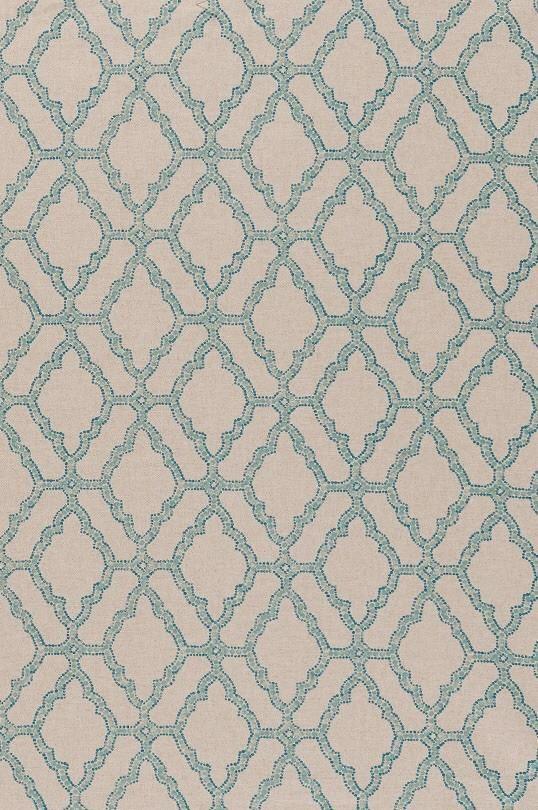 Williamsburg Shalimar Ink Decorator Fabric 7 7 Yards Fabric