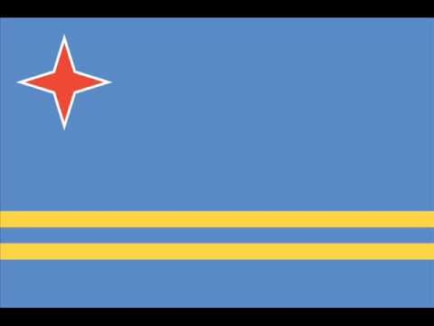 national anthem and flag day aruba