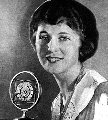 1921- Betty Crocker is invented by General Mills the same year as the first Miss America is elected in Atlantic City.