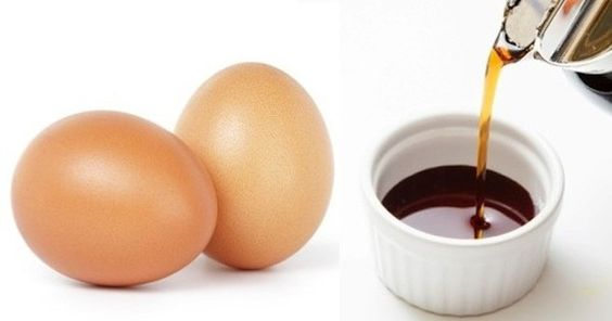 """家にある「卵とメープルシロップ」だけで作れる、""""ふわふわ""""新食感のアイスに感動する人がたくさん!"""