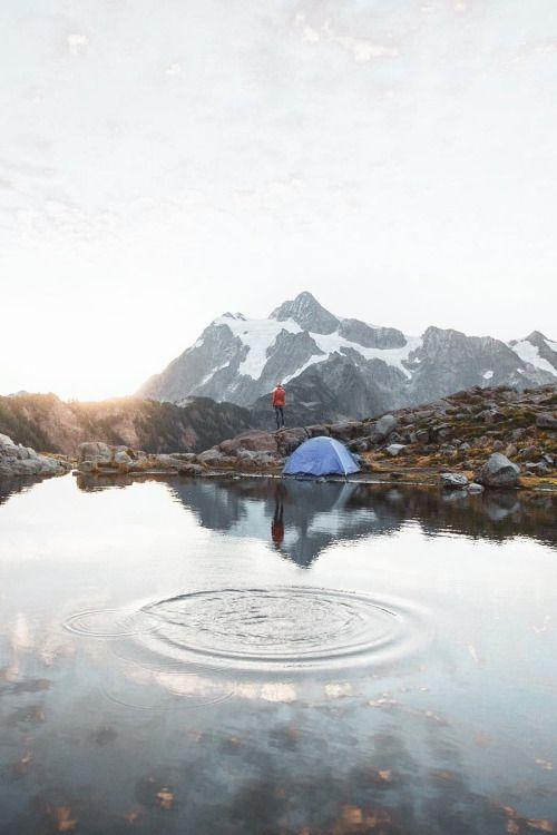 i-long-to-travel-the-world:  lsleofskye: Mt. Baker