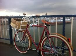 Resultado de imagen para maquinas herramientas hechas con bicicletas