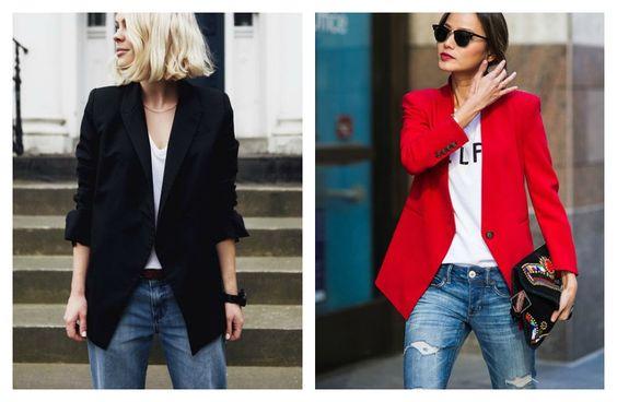 15 ιδέες για να συνδυάσετε το blazer σας Ένα κομμάτι που φοριέται από το πρωί μέχρι το βράδυ.