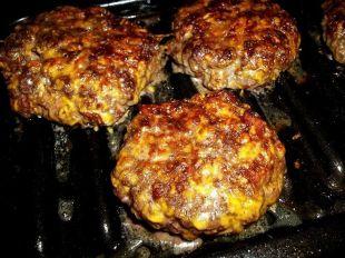 ~ One Tasty Bacon Cheeseburger ~ Recipe