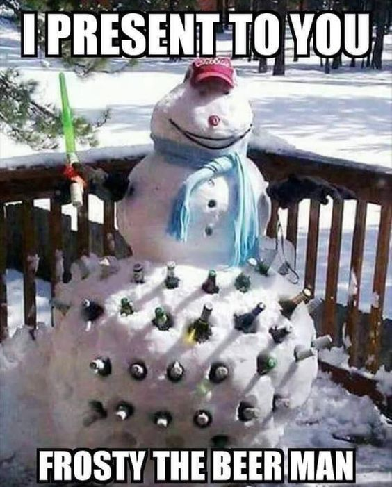 52 Winter Memes That Makes You Love Fall More Funny Snowman Snowman Snow Humor