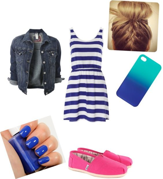 """""""Summer"""" by tabi-ae ❤ liked on Polyvore"""